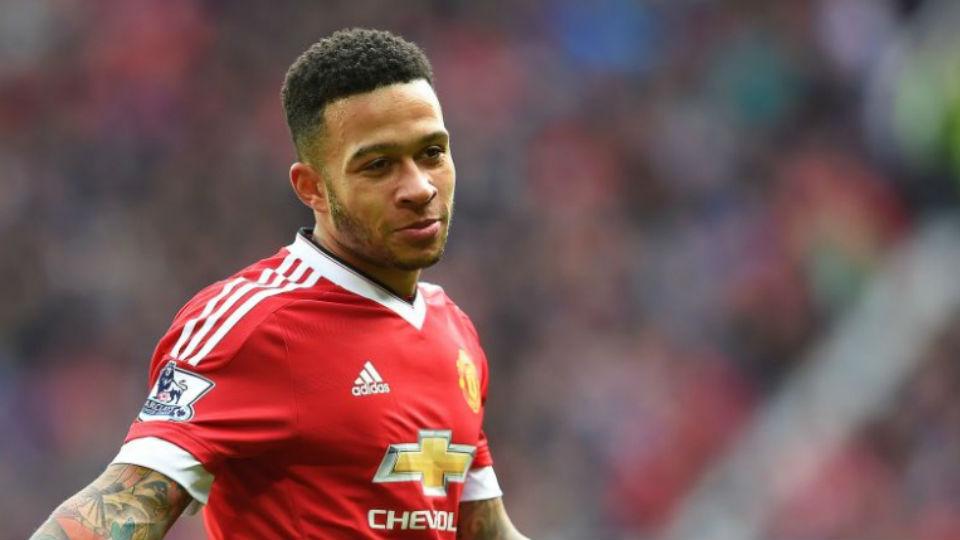 Manchester United resmi melepas Memphis Depay ke Lyon