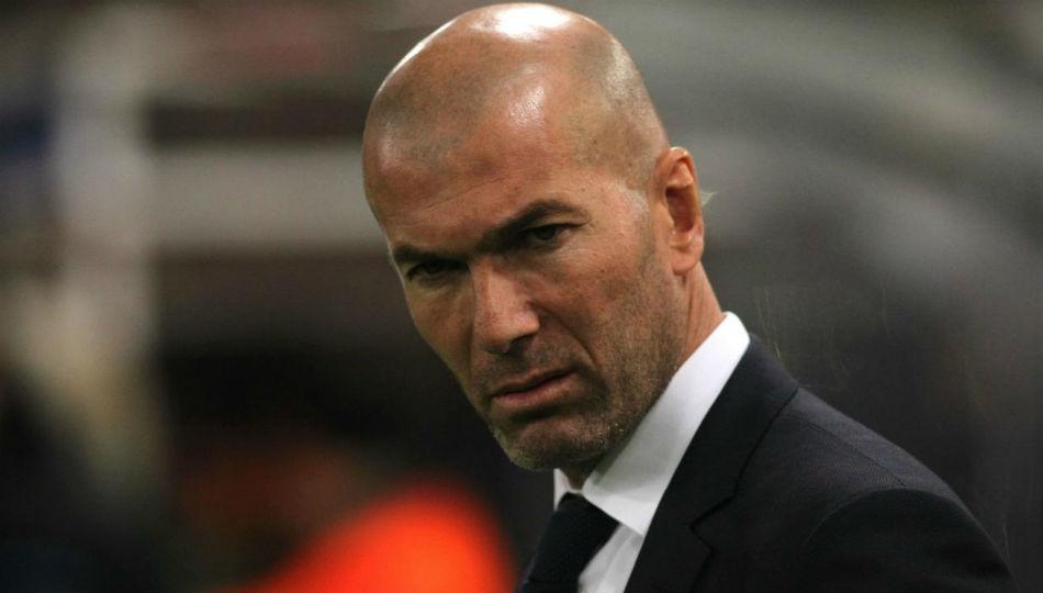Zinedine Zidane optimis Madrid bisa lalui badai cedera
