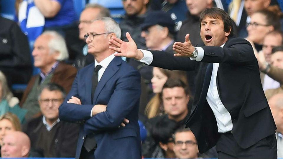 Ranieri sampaikan dukungan terhadap Conte