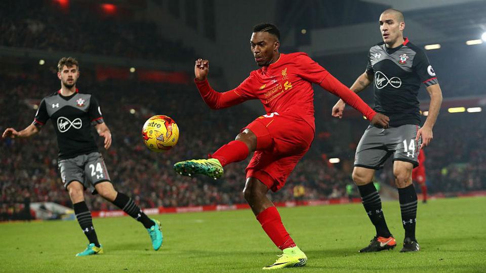 Daniel Sturridge gagak memaksimalkan peluang Liverpool